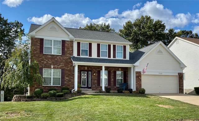 7592 Pierside Drive, Dardenne Prairie, MO 63368 (#20071790) :: PalmerHouse Properties LLC