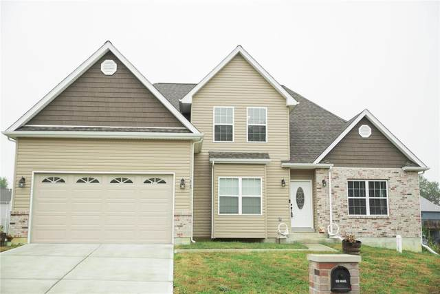 2160 Meadow Grass Dr., Pacific, MO 63069 (#20071811) :: The Becky O'Neill Power Home Selling Team