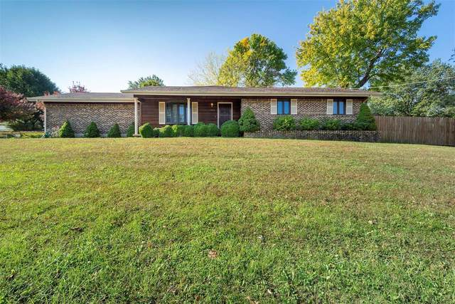 1401 Boyd Street, De Soto, MO 63020 (#20071830) :: Matt Smith Real Estate Group