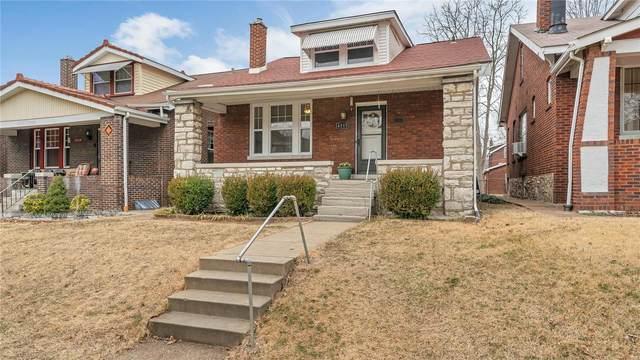 4315 Grace Avenue, St Louis, MO 63116 (#20071853) :: Kelly Hager Group   TdD Premier Real Estate