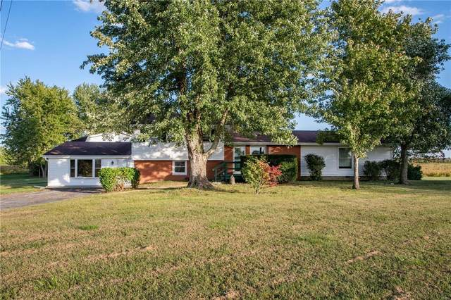 2105 Old East Main, MARION, IL 62959 (#20071914) :: The Becky O'Neill Power Home Selling Team