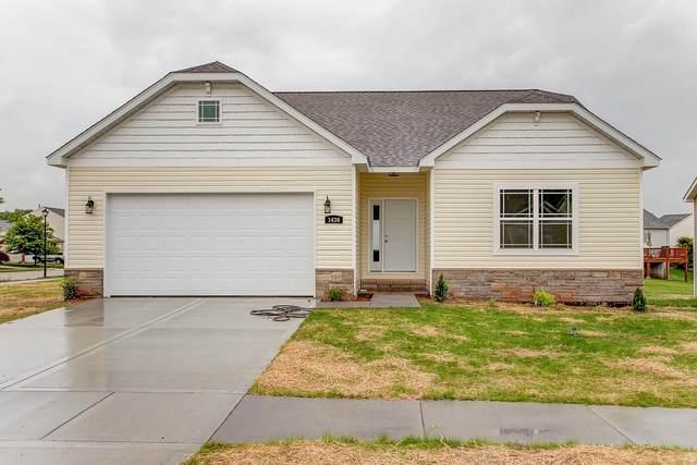 1436 Fairwood Drive, Belleville, IL 62220 (#20071917) :: PalmerHouse Properties LLC