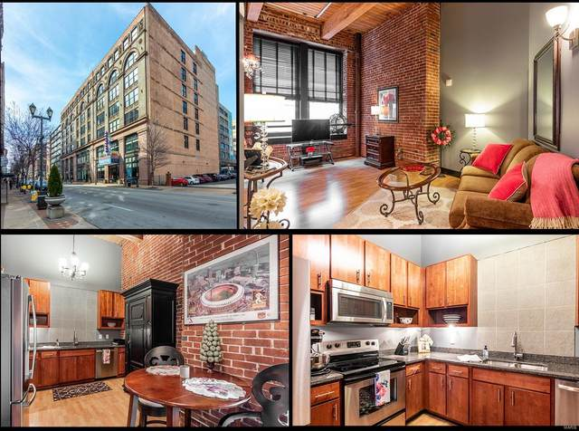 1113 Washington Avenue #312, St Louis, MO 63101 (#20072006) :: RE/MAX Professional Realty
