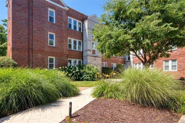 7749 Kingsbury Boulevard #12, Clayton, MO 63105 (#20072113) :: Tarrant & Harman Real Estate and Auction Co.