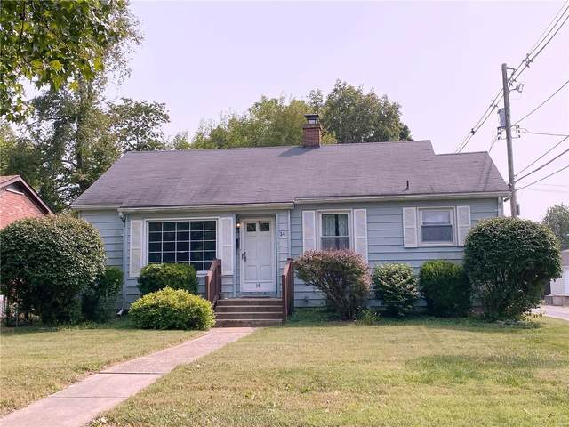 14 N 41st Street, Belleville, IL 62226 (#20072146) :: RE/MAX Professional Realty