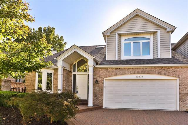 12534 Questover Court, St Louis, MO 63141 (#20072197) :: Clarity Street Realty