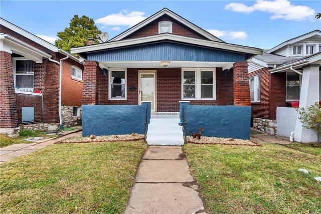 4031 Tholozan Avenue, St Louis, MO 63116 (#20072228) :: Parson Realty Group