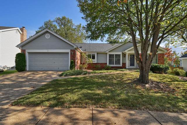 163 Crestmont, Grover, MO 63040 (#20072248) :: Clarity Street Realty