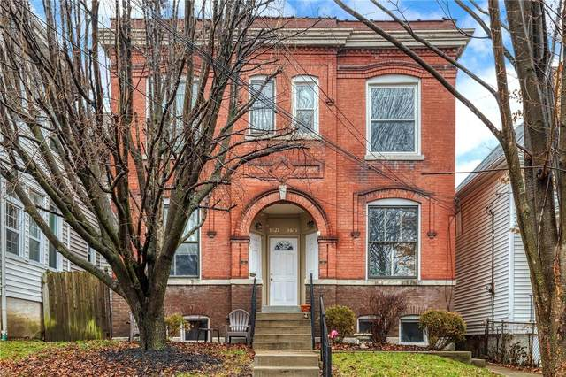3619 Commonwealth Avenue, St Louis, MO 63143 (#20072249) :: PalmerHouse Properties LLC
