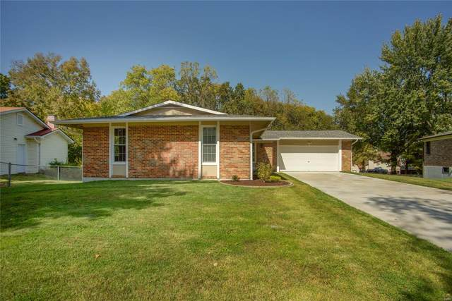 19 Spencer Valley Drive, Saint Peters, MO 63376 (#20072268) :: Clarity Street Realty