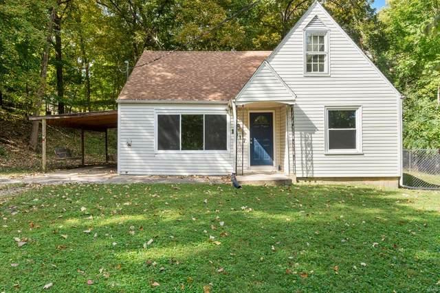 1317 N Missouri, Cape Girardeau, MO 63701 (#20072284) :: Walker Real Estate Team