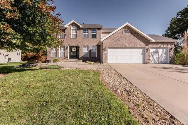 2265 Jack Nicklaus Drive, Belleville, IL 62220 (#20072310) :: PalmerHouse Properties LLC