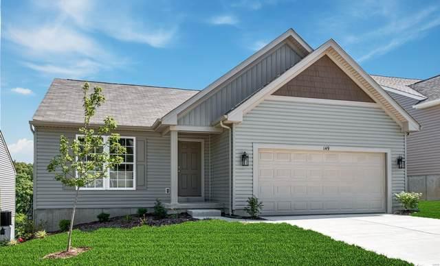 201 Fox Ridge Lane, Moscow Mills, MO 63362 (#20072333) :: Kelly Hager Group | TdD Premier Real Estate