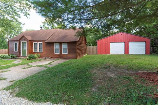 1158 Mulberry Street, Bismarck, MO 63624 (#20072536) :: The Becky O'Neill Power Home Selling Team