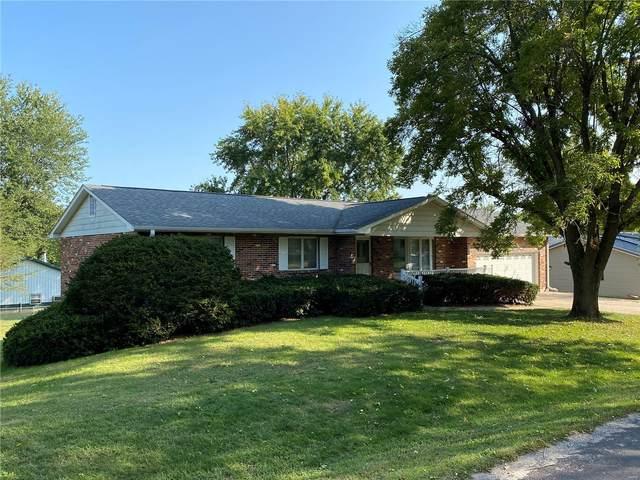 3510 Hickory Drive, Louisiana, MO 63353 (#20072574) :: Clarity Street Realty