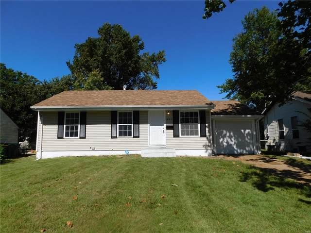 231 Presley Drive, St Louis, MO 63137 (#20072579) :: Walker Real Estate Team