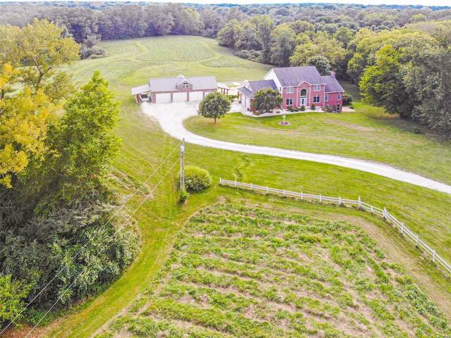 Maryville, IL 62062 :: Tarrant & Harman Real Estate and Auction Co.