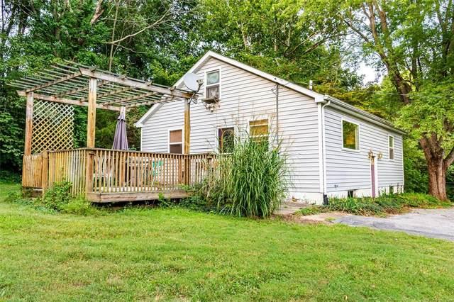 1503 Pleasant Ridge, Maryville, IL 62062 (#20072628) :: Blasingame Group | Keller Williams Marquee