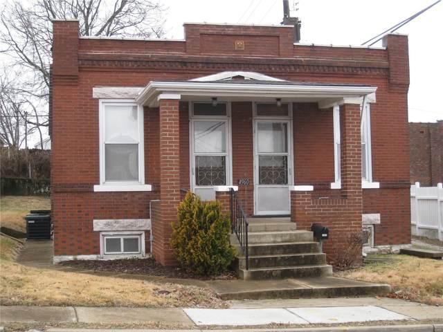4960 Hummelsheim Avenue, St Louis, MO 63123 (MLS #20072638) :: Century 21 Prestige