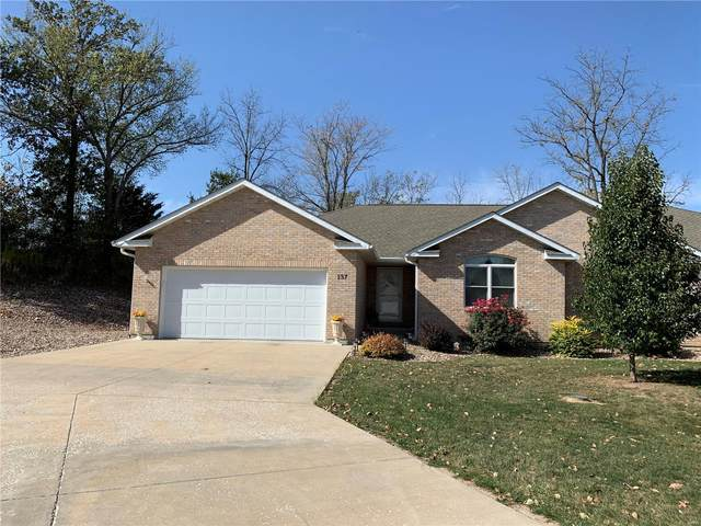 137 W Ridge, Hannibal, MO 63401 (#20072721) :: The Becky O'Neill Power Home Selling Team