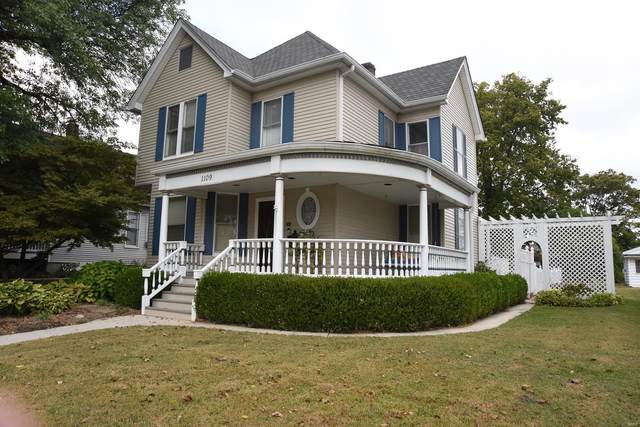 1109 W Main Street, Collinsville, IL 62234 (#20072845) :: Clarity Street Realty