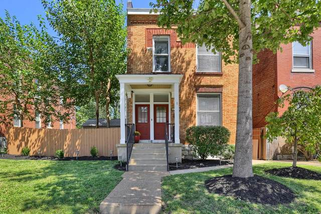 4429 Gibson Avenue, St Louis, MO 63110 (#20072846) :: Parson Realty Group