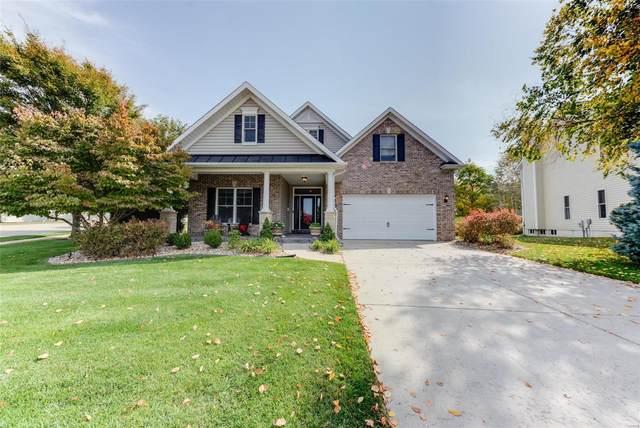 1048 Wyndgate Ridge Drive, Lake St Louis, MO 63367 (#20072856) :: Walker Real Estate Team
