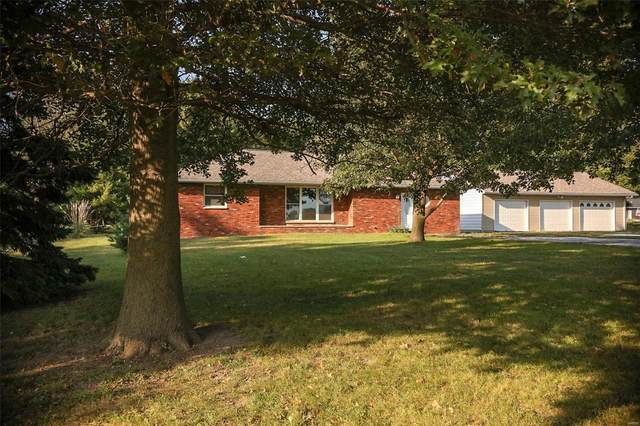 23486 State Highway 16, Jerseyville, IL 62052 (#20072889) :: The Becky O'Neill Power Home Selling Team