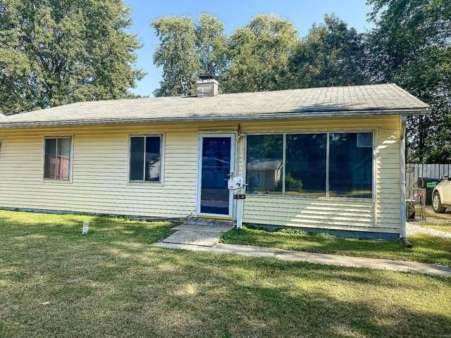 124 St. Dorothy Drive, Cahokia, IL 62206 (#20073002) :: Clarity Street Realty