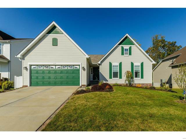 219 Montesano Park Drive, Imperial, MO 63052 (#20073007) :: Walker Real Estate Team