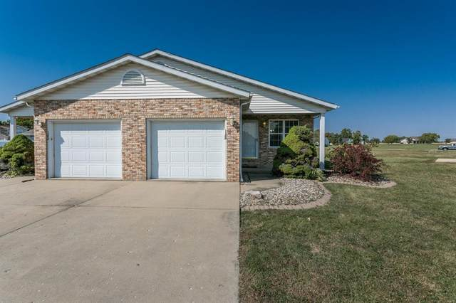 130 Sunbeam Drive B, Highland, IL 62249 (#20073026) :: The Becky O'Neill Power Home Selling Team