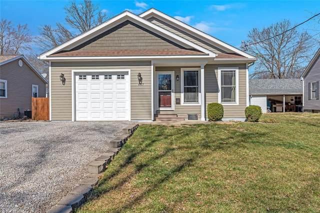 407 W Harrison, Millstadt, IL 62260 (#20073085) :: Century 21 Advantage