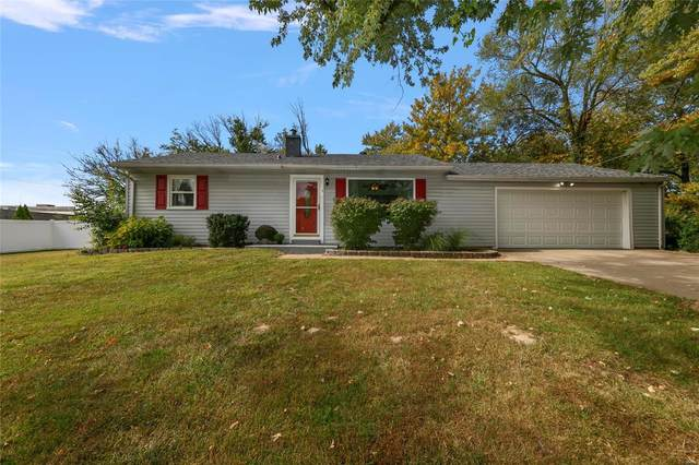 107 Hillsdale, Ballwin, MO 63011 (#20073087) :: The Becky O'Neill Power Home Selling Team