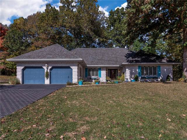 1987 Dogwood Trail, Collinsville, IL 62234 (#20073152) :: Tarrant & Harman Real Estate and Auction Co.