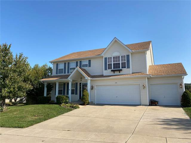 253 Old Chesapeake Drive, Wentzville, MO 63385 (#20073161) :: Clarity Street Realty