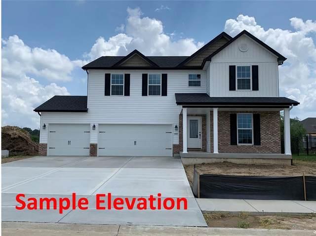 3501 Chippewa Drive, Shiloh, IL 62221 (#20073207) :: Fusion Realty, LLC
