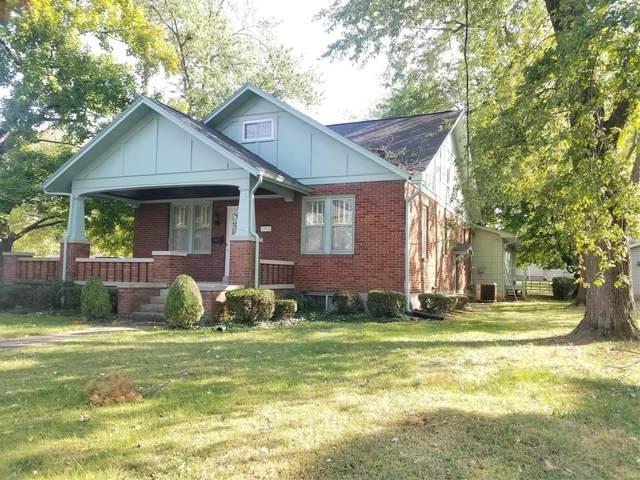 1030 W St Louis Street, NASHVILLE, IL 62263 (#20073263) :: Parson Realty Group