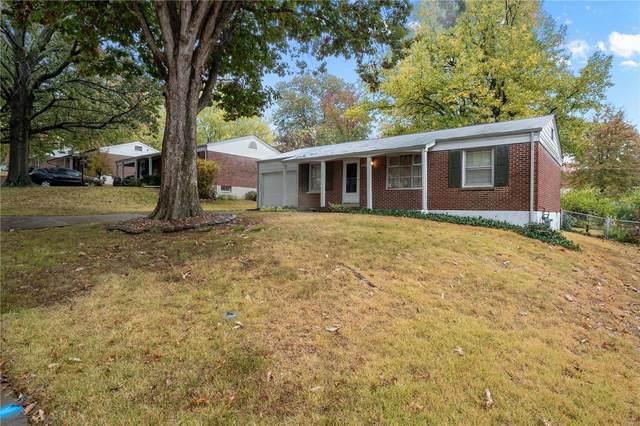 1534 Beecher Drive, St Louis, MO 63136 (#20073267) :: Walker Real Estate Team