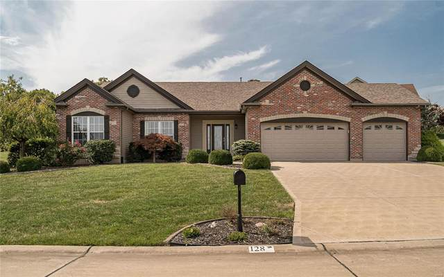128 Heritage Station, Saint Charles, MO 63303 (#20073268) :: Clarity Street Realty