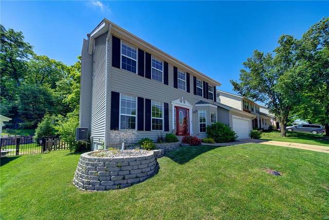 839 Oakmoor Drive, Fenton, MO 63026 (#20073297) :: PalmerHouse Properties LLC