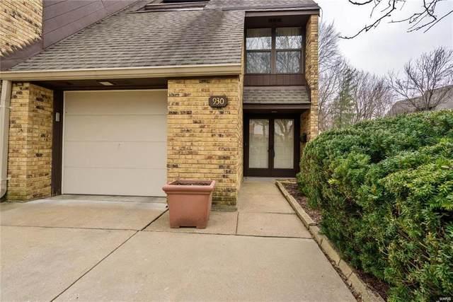 930 Somerfor Place, St Louis, MO 63141 (#20073302) :: Hartmann Realtors Inc.