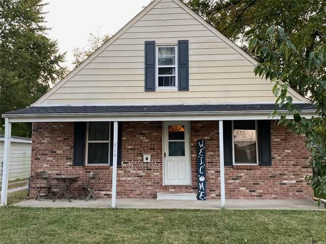 714 C Street, Bethalto, IL 62010 (#20073308) :: Tarrant & Harman Real Estate and Auction Co.