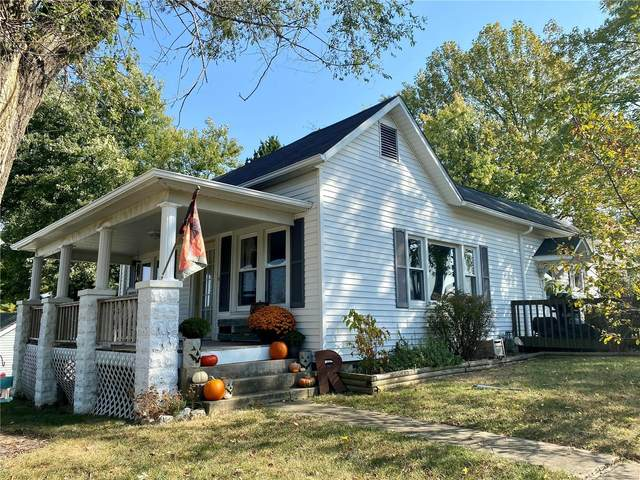1330 W Randolph, Vandalia, IL 62471 (#20073327) :: Kelly Hager Group | TdD Premier Real Estate