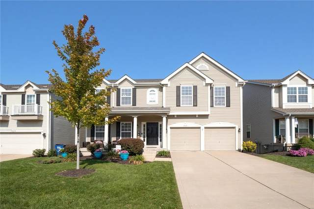 243 Greenshire Lane, Dardenne Prairie, MO 63368 (#20073339) :: PalmerHouse Properties LLC