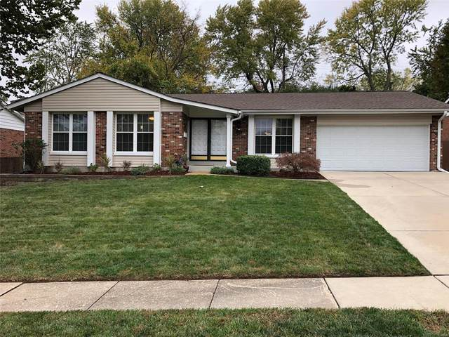 3550 Parc Chateau Lane, Florissant, MO 63033 (#20073348) :: The Becky O'Neill Power Home Selling Team