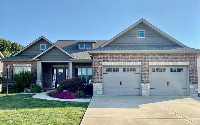 7320 Kindlewood Drive, Edwardsville, IL 62025 (#20073353) :: Century 21 Advantage