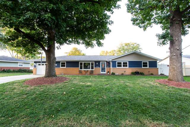 409 Bel Air Drive, Mascoutah, IL 62258 (#20073377) :: Parson Realty Group