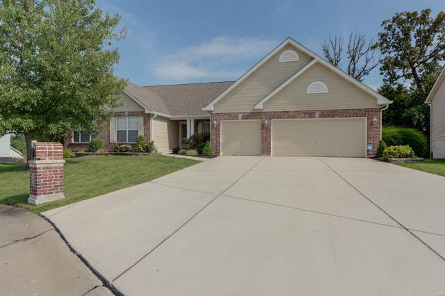82 Westhampton View Court, Saint Charles, MO 63304 (#20073381) :: Parson Realty Group