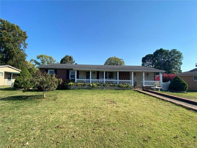 7 Hillcrest Drive, Fredericktown, MO 63645 (#20073416) :: The Becky O'Neill Power Home Selling Team