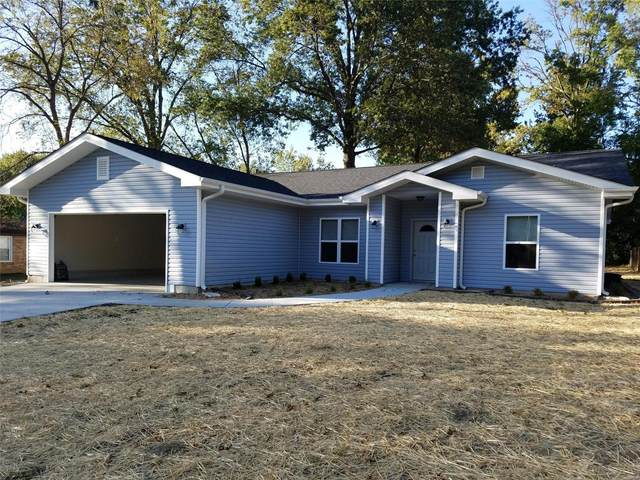 1001 Wooster, St Louis, MO 63135 (#20073417) :: Clarity Street Realty